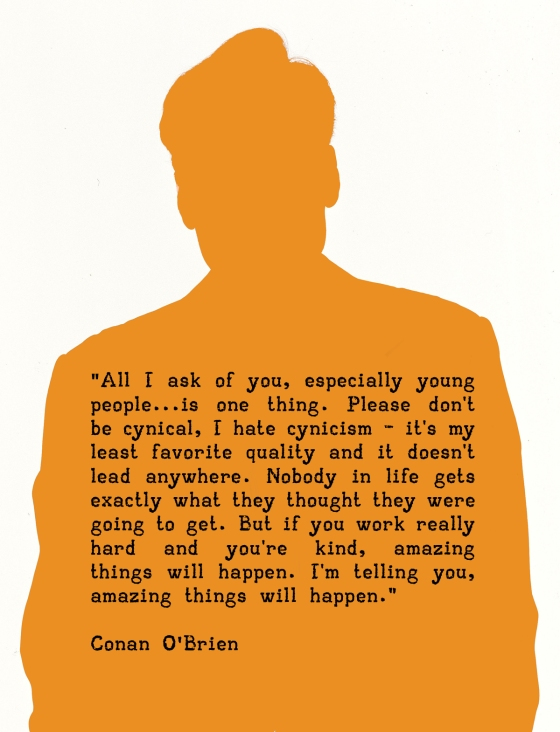 Conan O'Brien Quote
