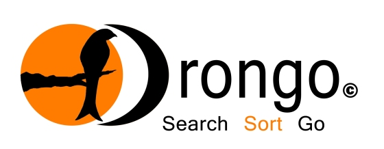 Drongo Search Function Logo - Final