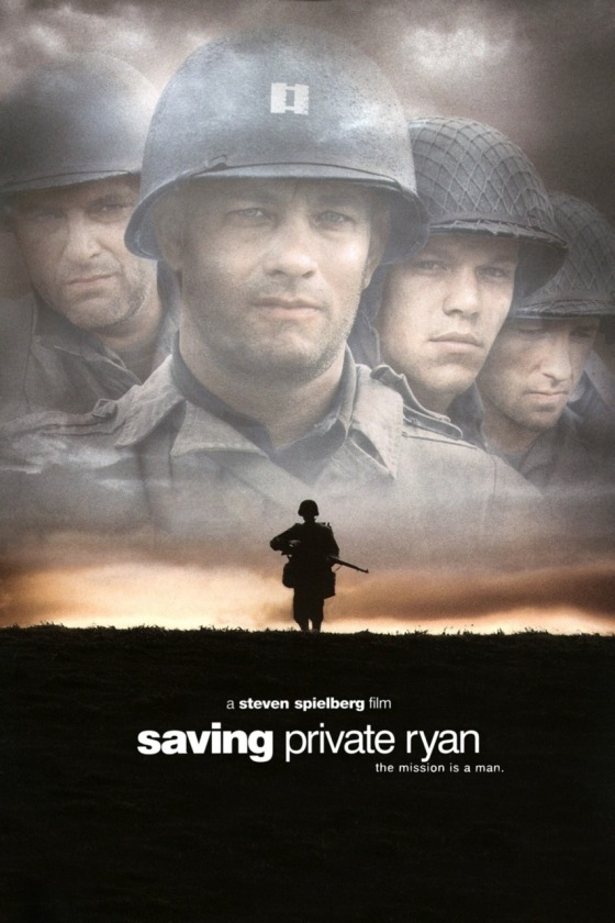 Saving Private Ryan poster-original