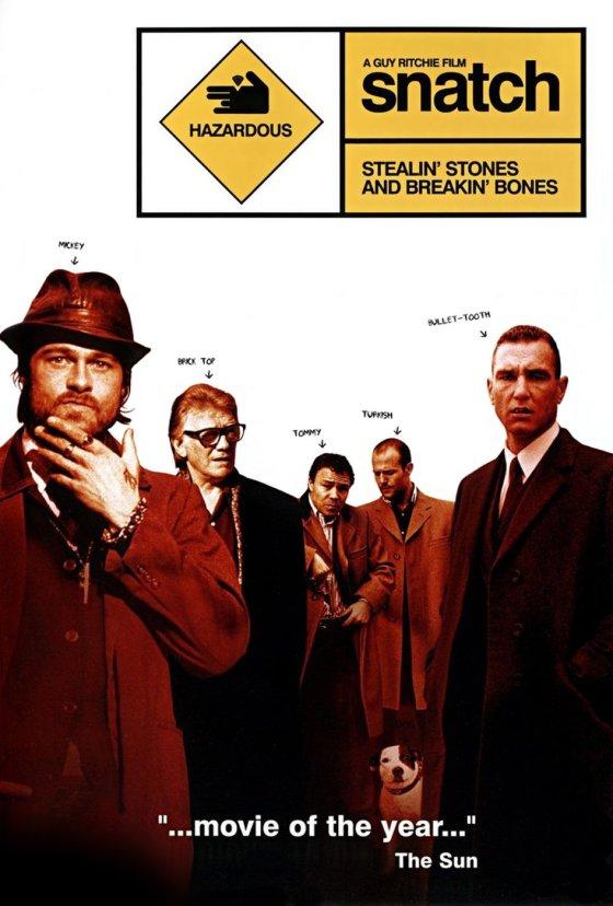 Snatch (2000) Poster