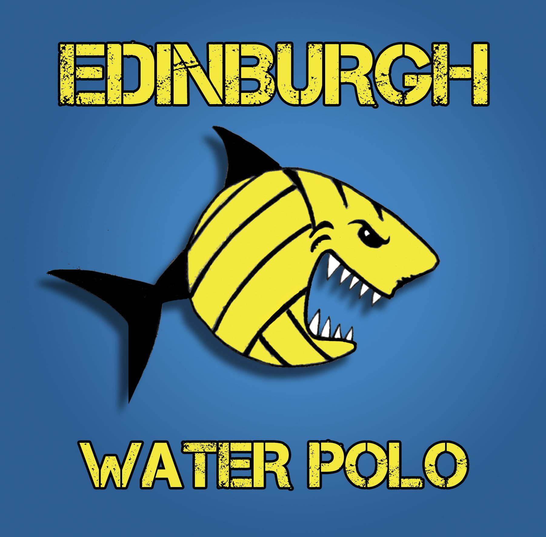 Edinburgh Water Polo Logo The Portfolio Of Ross Hoddinott