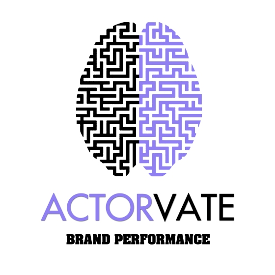 Actorvate Logo 2011 by Ross Hoddinott (Final Draft)
