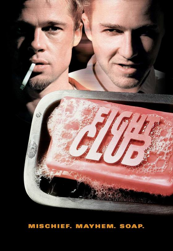 Fight Club hi-res poster-vertical-A3