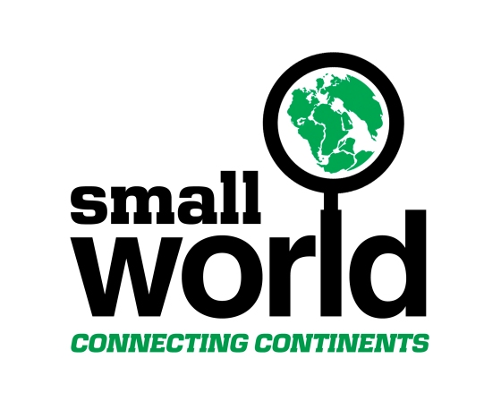 Small World logo - latest version