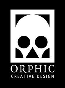 Orphic Logo - skull 2013