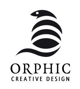 Orphic Logo - snake 2013
